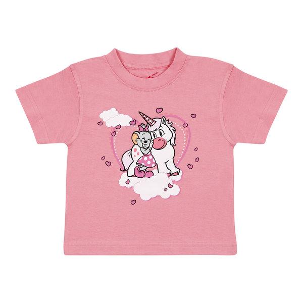 Girl\'s T-Shirt Edda Unicorn