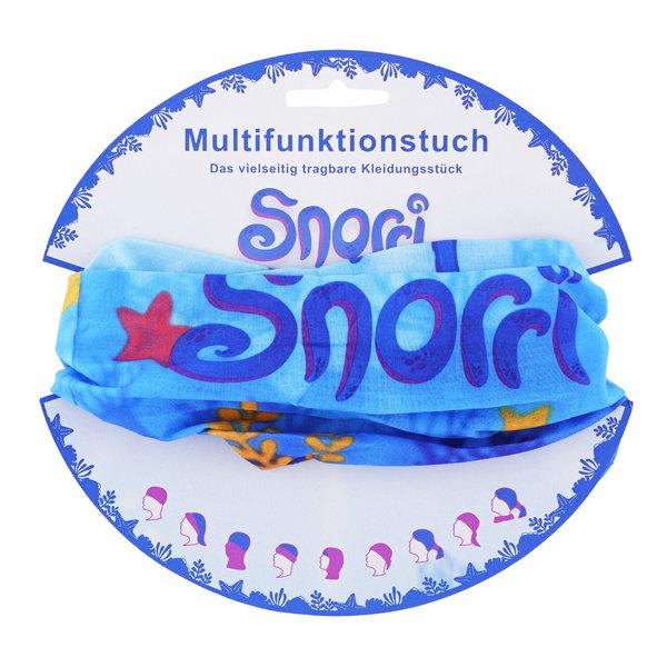 Multifunctional scarf Snorri & Rulantica