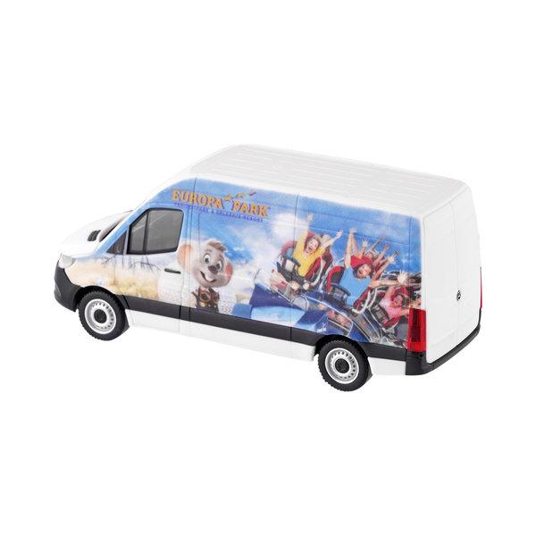 Modellauto Lieferwagen Europa-Park