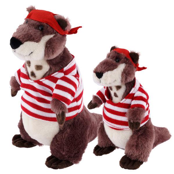 Plush Otter Jopie