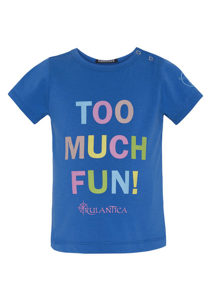 T-shirt Fille RULANTICA sea