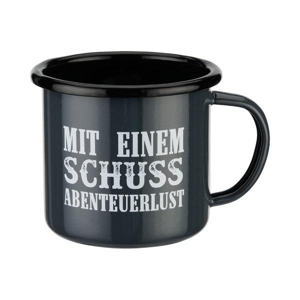 Cup enamel Abenteuerlust