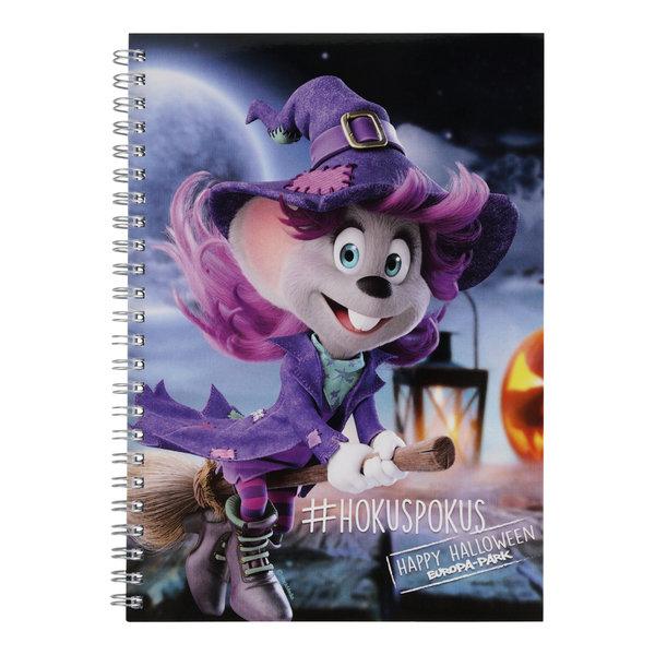Notizbuch Edda Halloween