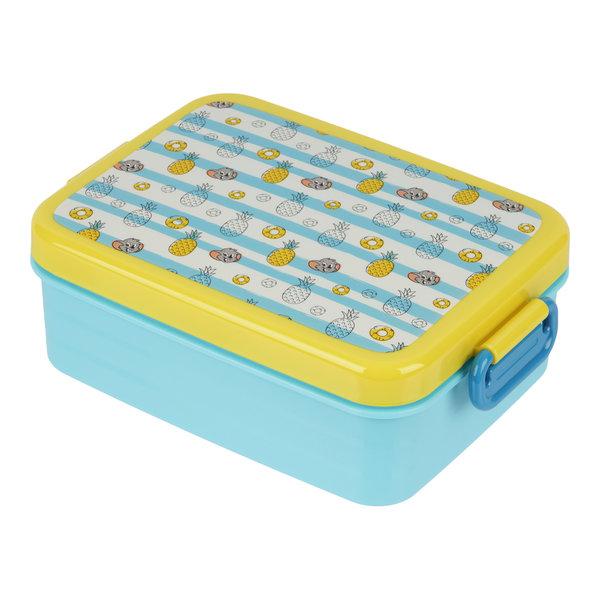 Lunchbox Ed et Edda
