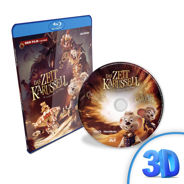 "Blu-ray ""The time carrousel"""