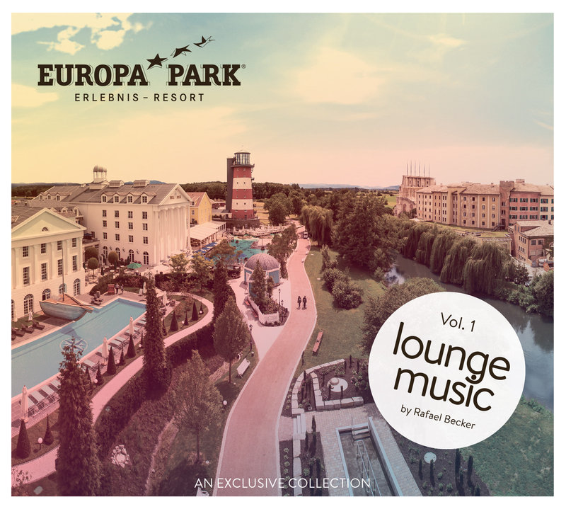 CD EUROPA-PARK Lounge Music Vol. 1