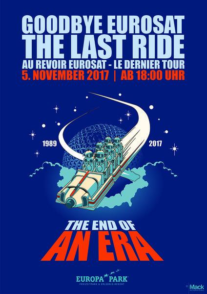 Poster Goodbye Eurosat