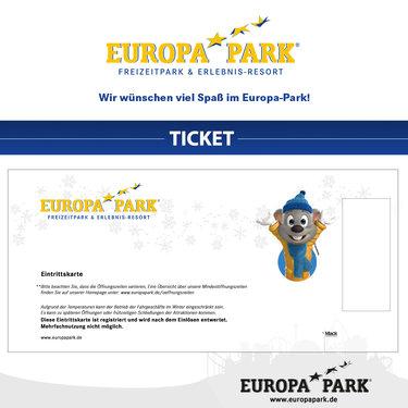 Deals des tages europa park