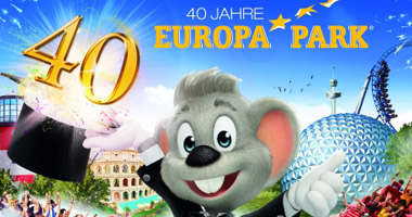 40 Jahre Europa-Park