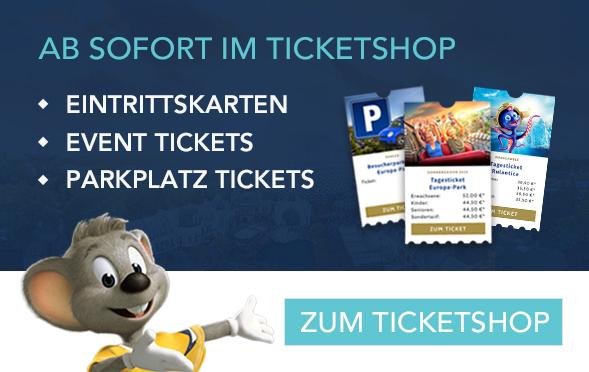 Europa Park Onlineshop